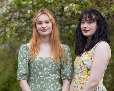 Groveland twins graduate from Pentucket, NECC