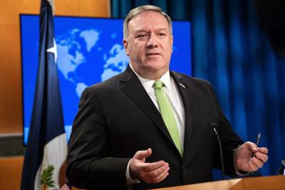 Pompeo denies retaliation efforts