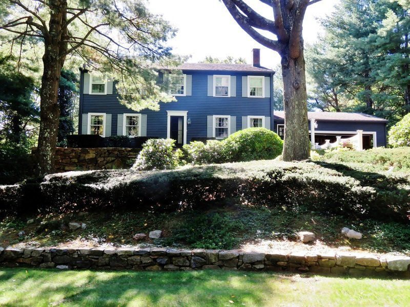 Manchester colonial surprises at every turn