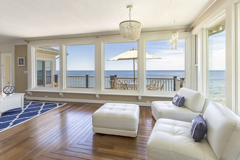 Swampscott oceanfront manse is a true work of art