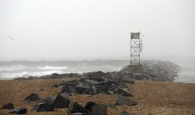 North jetty work to start soon
