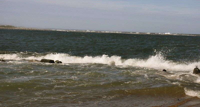 High Tide Plum Island South