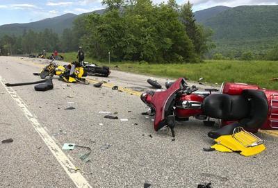 Bikers bid goodbye to 7 motorcyclists killed in crash