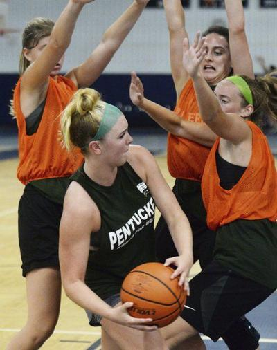 Sports in a Minute: Pentucket girls basketball finishes runner-up in Hoops for Hope playoffs