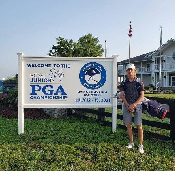 Swinging into high gear: Triton grad Kohan steps up against some of the nation's top junior golfers