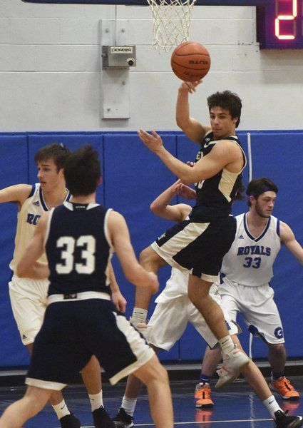 Georgetown can't play spoiler as H-W clinches CAL Baker title