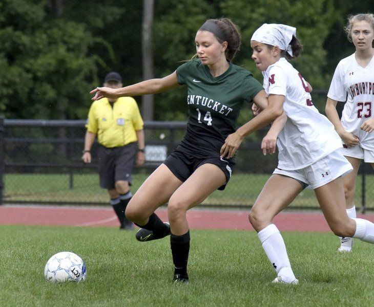 Never say die! Pentucket girls soccer scores three late goals to stun Newburyport