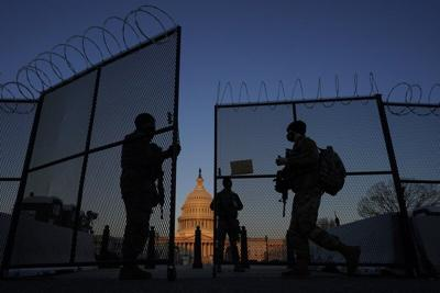 National Guard mission at Capitol ends