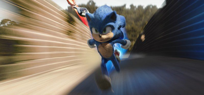 Movie review: 'Sonic the Hedgehog' is worth rushing to see
