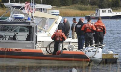 Boat ownerrescued from Merrimack after fall