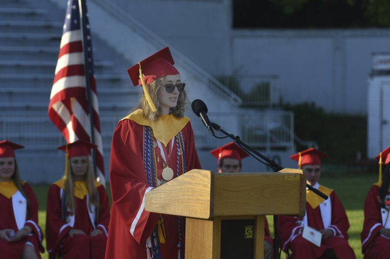 Amesbury honors graduates and student who died