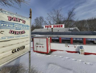 For sale: Pat's Diner in Salisbury