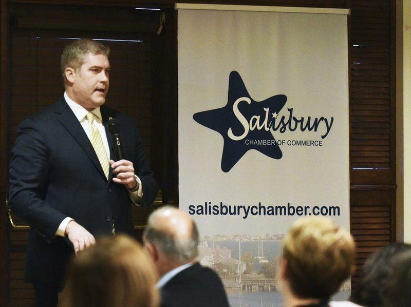 DiZoglio, Kelcourse tackle education in Salisbury