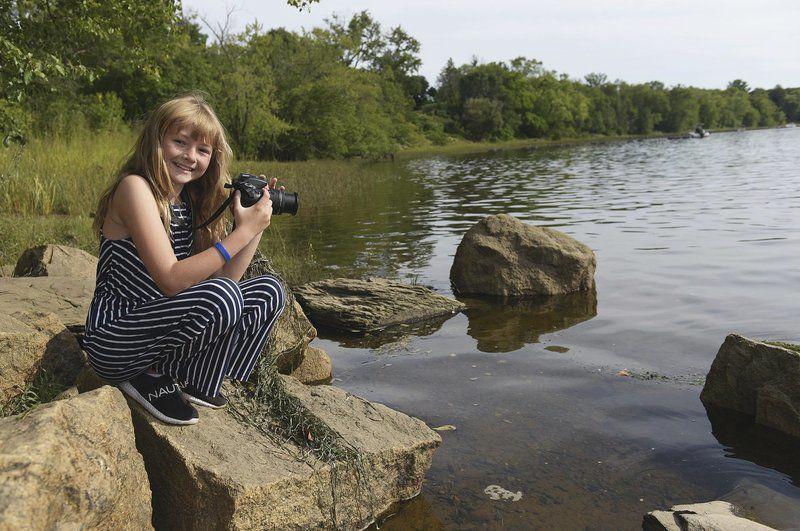 Newbury girl raises money to protect Merrimack River