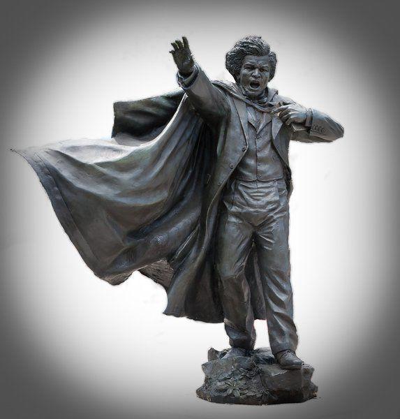 Cheap Seats: Mr. Douglass goes to Dublin