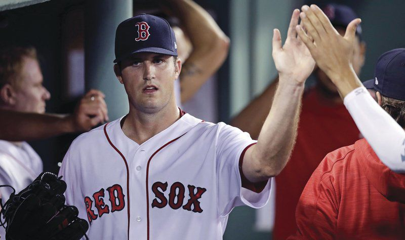 Drew Pomeranz opens up about pitching in a contract year, how he plans to build off of strong 2017