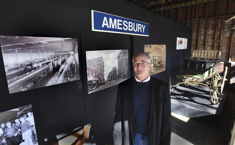 New space for work, exhibits at Carriage Museum