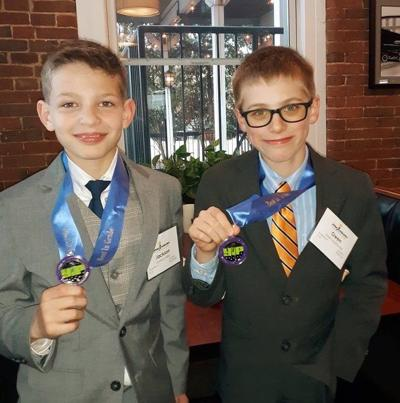 Page School inventors heading to convention in Michigan