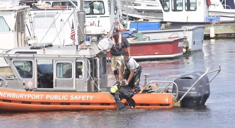 Body recovered after intensive search near boat club