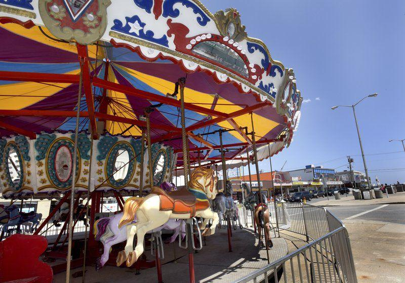 Salisbury Beach Amusement Park