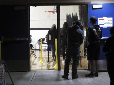 AP-NORC poll: Majority in US back easier voter registration