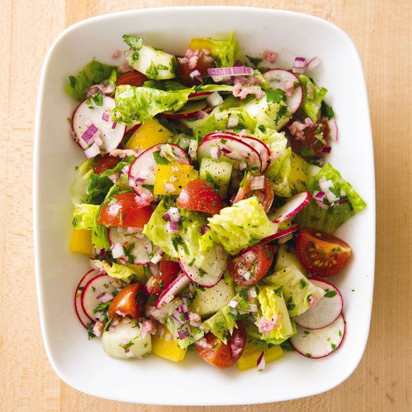 Fresh for the Fourth: Chop your way to a crisp, flavorful salad