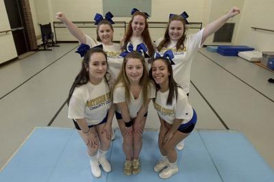 Student organizes cheerleading team at Northern Essex