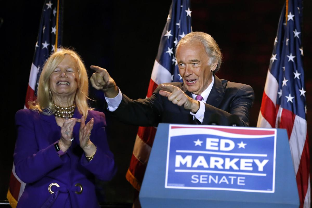 Markey edges out Kennedy in contentious Senate race
