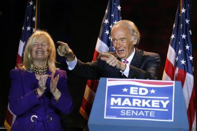 APTOPIX Election 2020 Massachusetts Senate