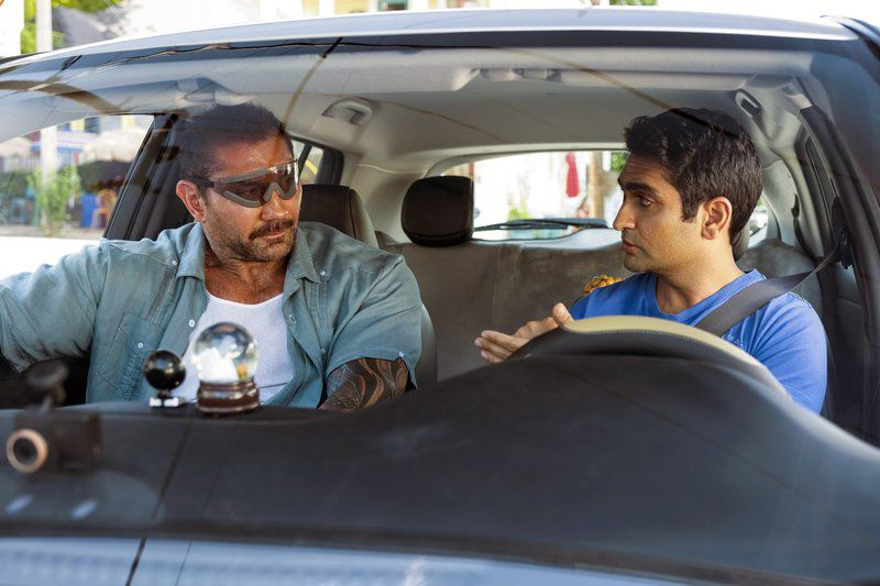 Movie review: In 'Stuber,' a buddy comedy runs on fumes