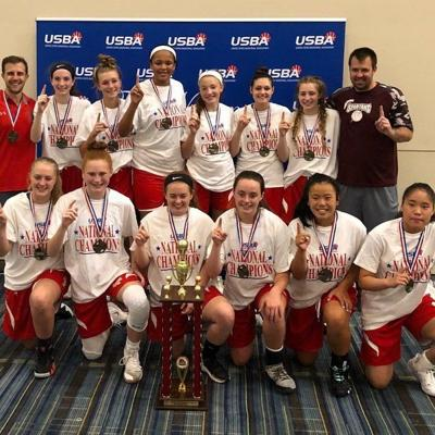 National champs! Local basketball stars win national championship with Spartans club team