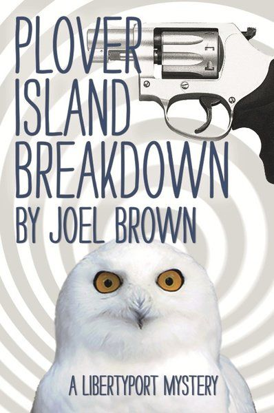 Last in Libertyport Mystery series: Baxter McLean on 'Plover Island'