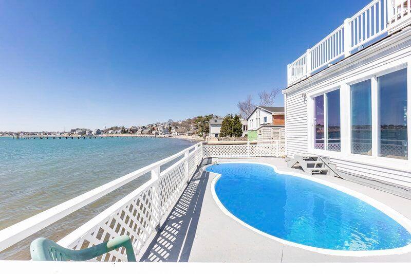 Seaside stunner offers unsurpassed views, luxury and versatility