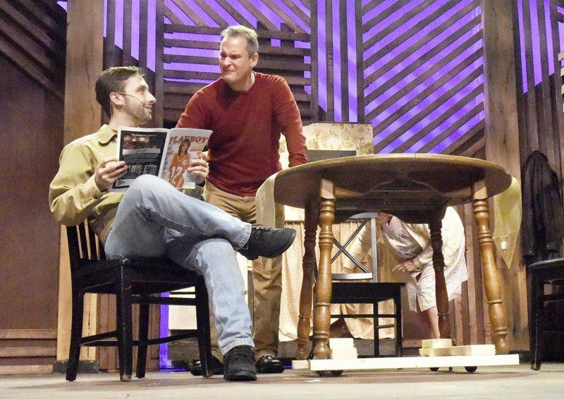Mining emotions in movement: 'Billy Elliot: The Musical' dances onto Firehouse stage