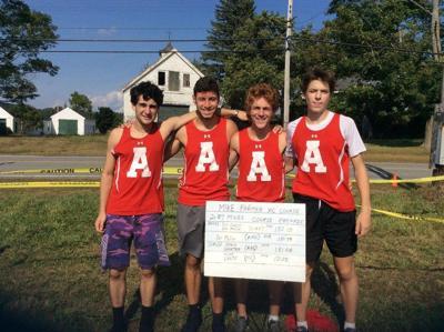 Captains Corner: Amesbury boys cross country