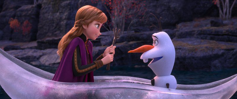 Movie review: An evolved iceman? Kristoff steps up in 'Frozen 2'