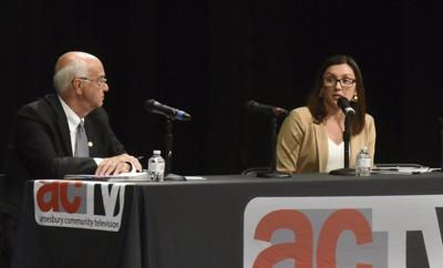 Gray, Gove face off at Amesbury candidate forum