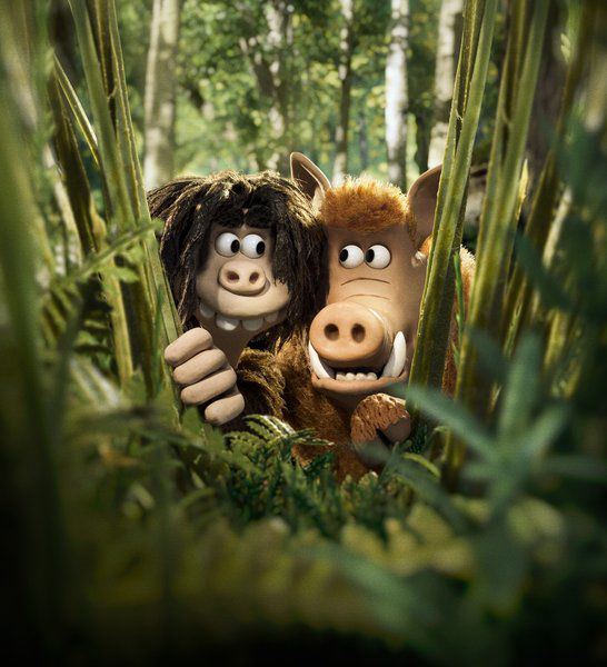 Movie review: 'Early Man' mixes cavemen, soccer in fun Claymation romp