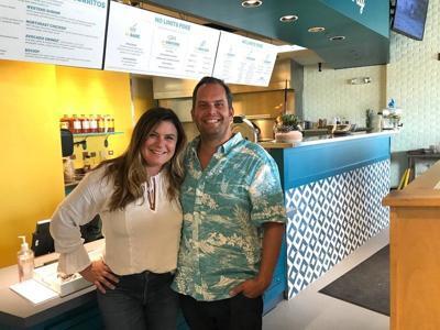 Couple opens newest Ohana Kitchen in Newburyport's Port Plaza