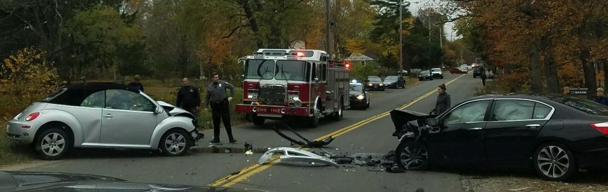 Car Crash Salisbury