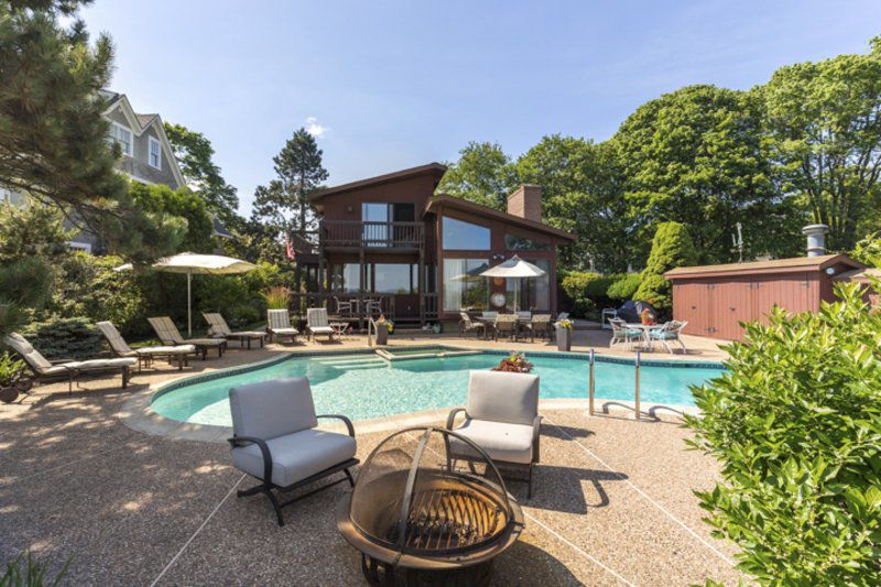 Marblehead contemporary affords unsurpassed waterfront living