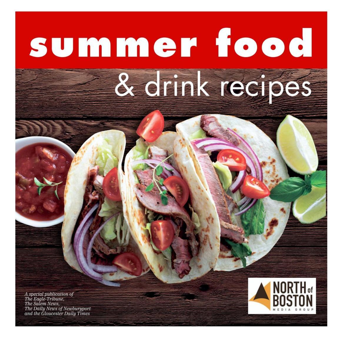 Summer Food & Drink Recipes