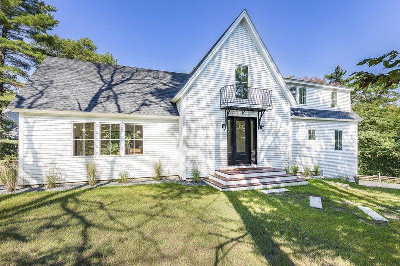 Come home to brand new construction in scenic Annisquam