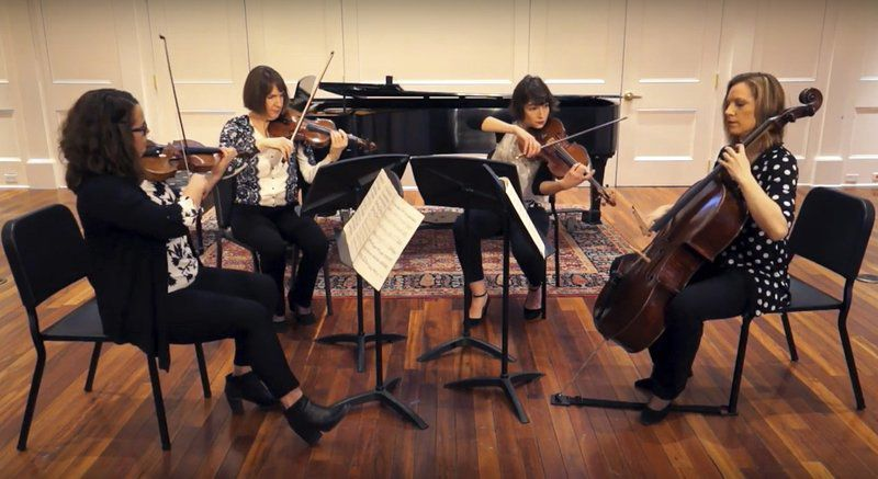 String craft: Ensemble to spotlight two quartets from 1931