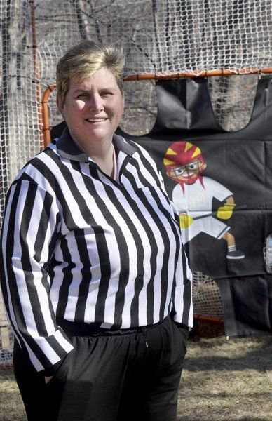 It's not just players: Local referees like Newbury's Volpone dealing with coronavirus crisis too