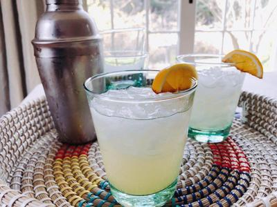 Toast summer with a lean and mean margarita