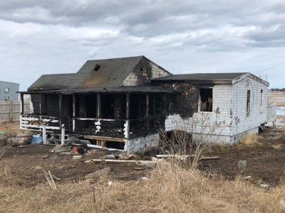 Fire investigated at vacant Newbury cottage