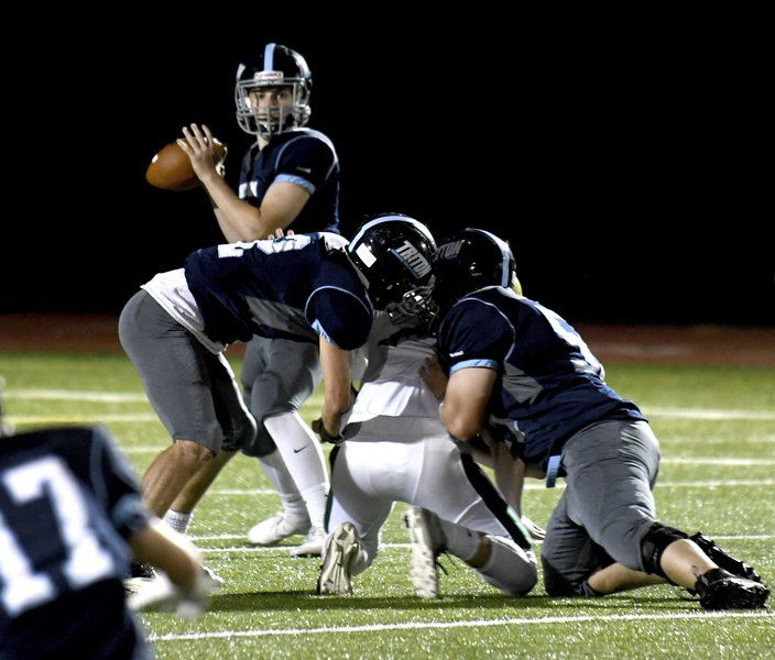 A new hope: Healthy again, Triton QB Odoy looking to lead Vikings after lost season