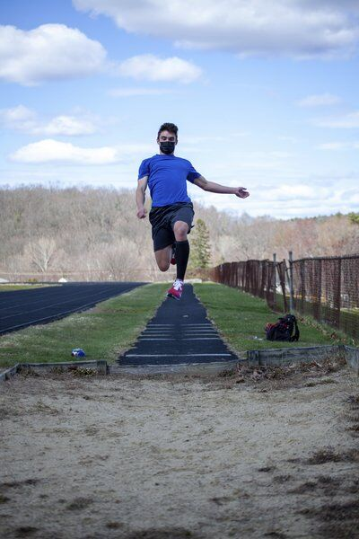 A year after pandemic shut down track, Amesbury's Ayotte making up for lost time