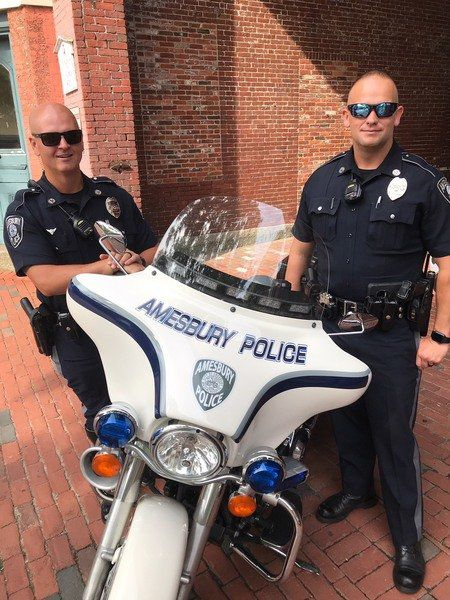 Area police complete Yankee Homecoming road race